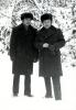 В ногинском парке. 1977 г.