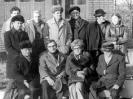 На совещании молодых писателей. 1977 г.