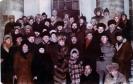 Московские поэты у храма Большое Вознесение. 1987 г.