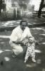С Аленой. 1989 г.