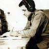 Радист командного пункта полка ПВО. 1968 г.