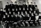 Мой выпускной 10-й класс. Ногинск. 1966 г.