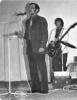 Наши выступления перед рабочими КамАЗа. 1973 г.