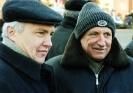 С Борисом Мироновым. 2002 г.