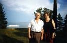 С Еленой Сапрыкиной. 2005 г.