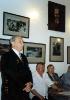 Во время награждения Международной премией им. М.А. Шолохова.