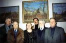 На патриотическом вечере. 2004 г.